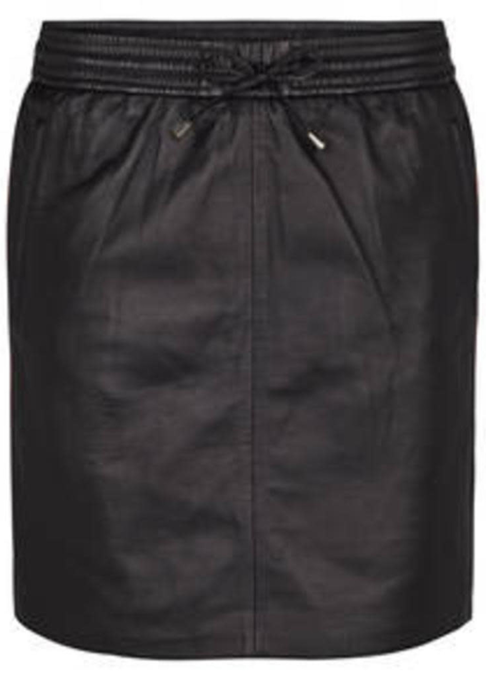 Second Female Ivana Leather skirt