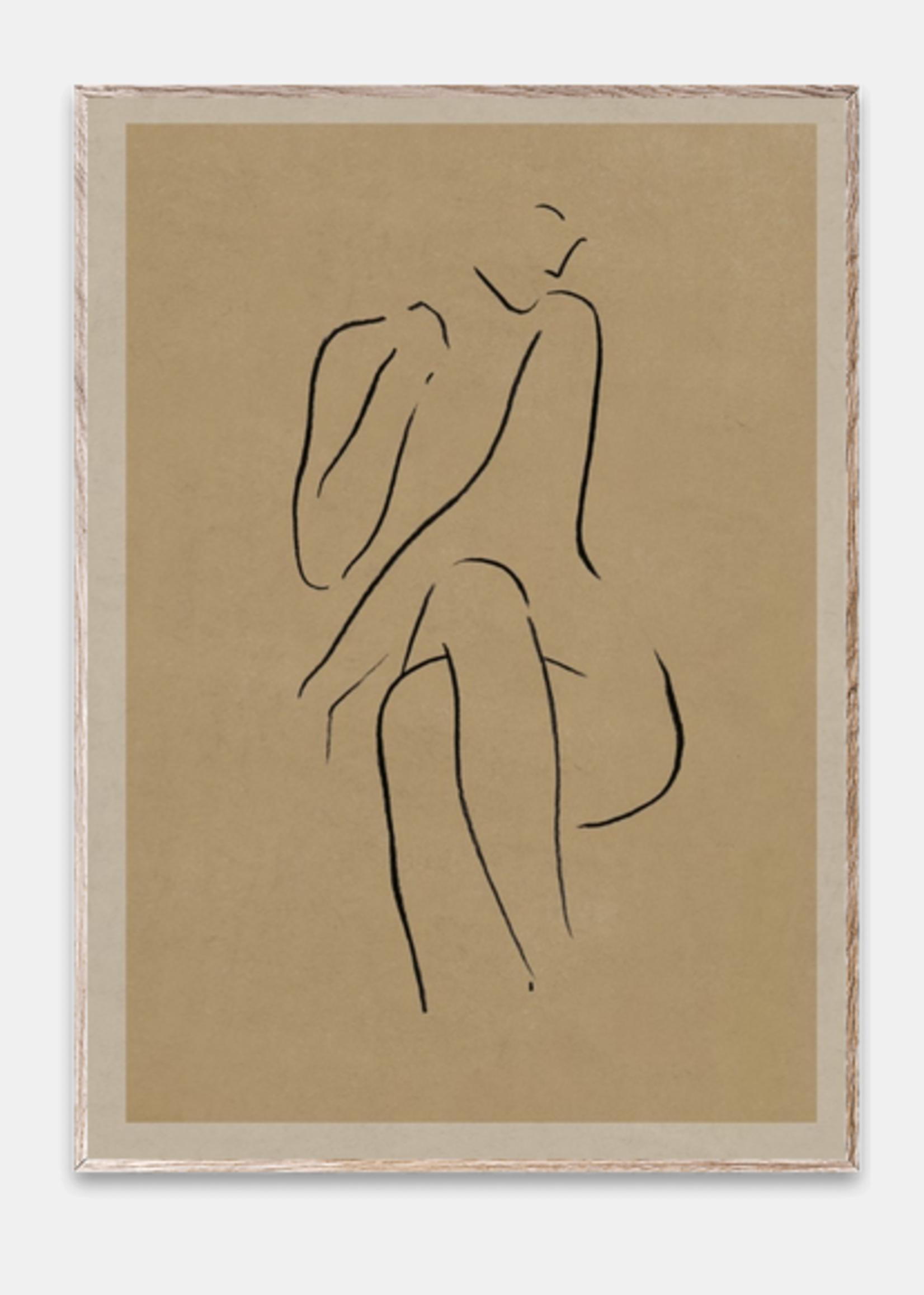 Paper Collective  Grace 1 - 50 x70