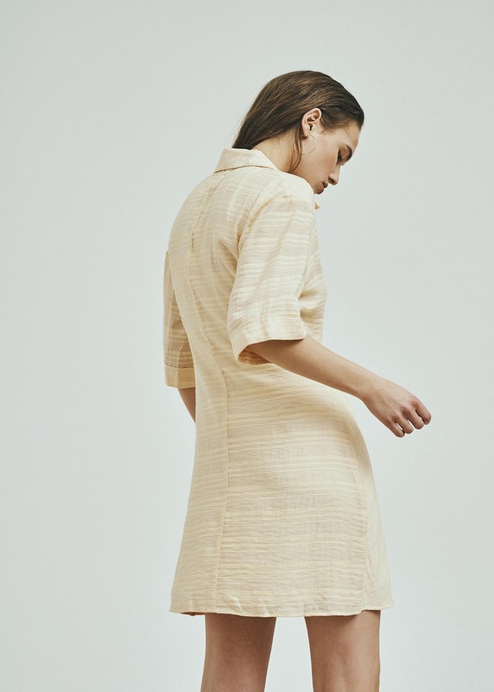 Norr Mira shirt dress