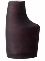 Bloomingville Anda vase, brown, glass