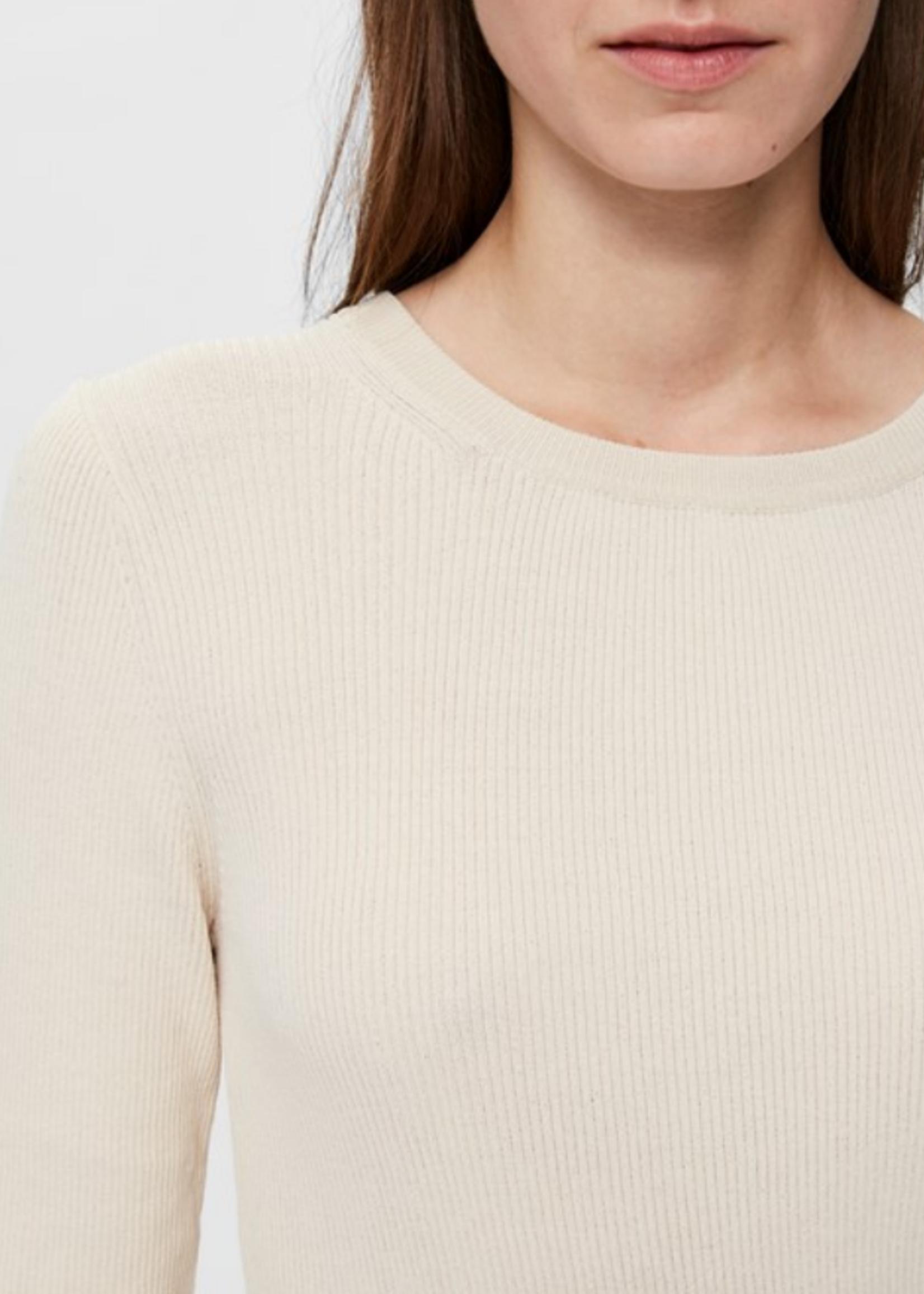 Selected Femme Amelia knit o-neck