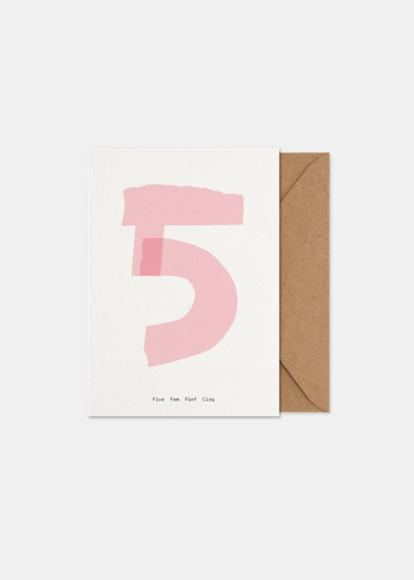 Paper Collective 5 art card
