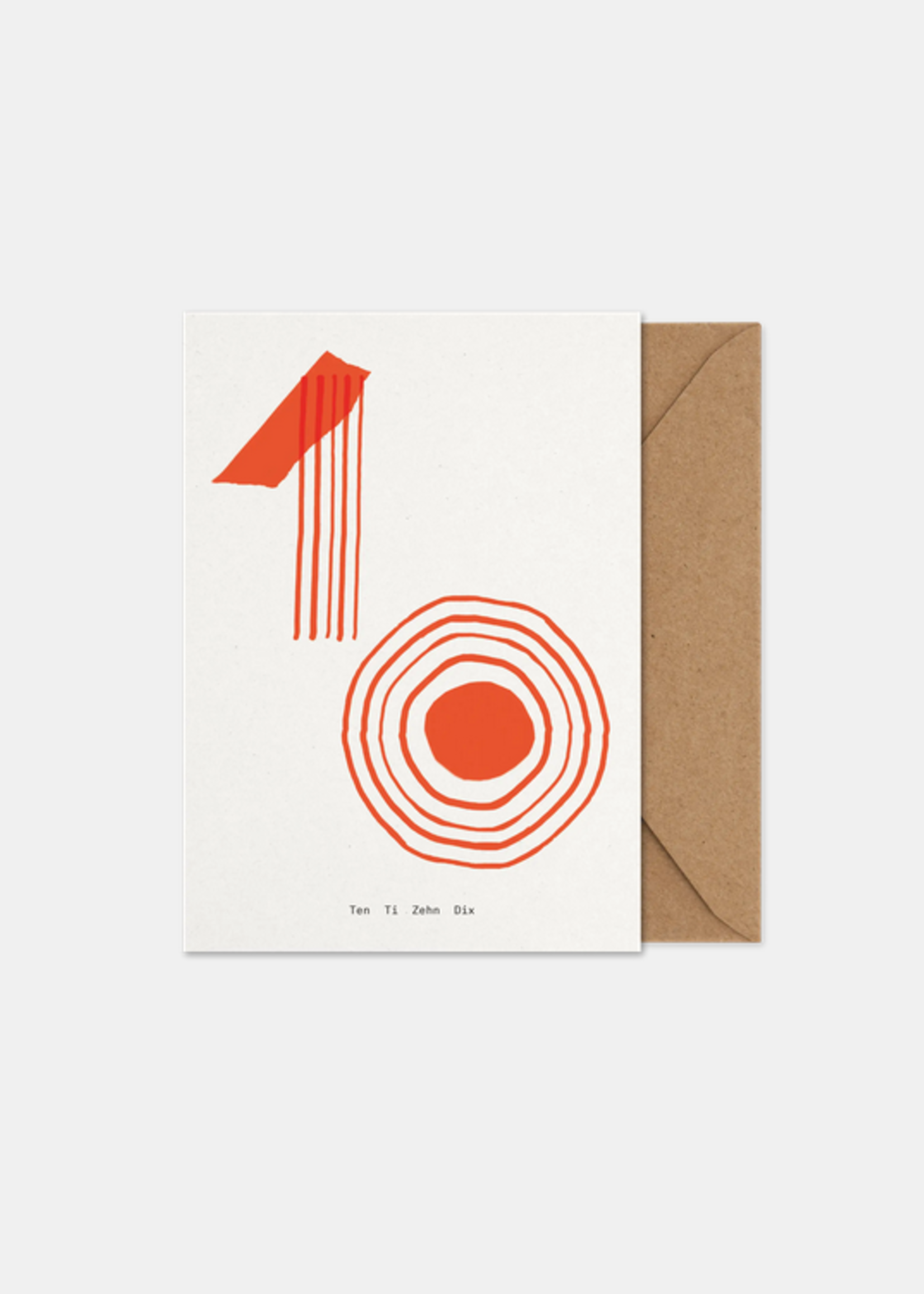 Paper Collective 10 art card