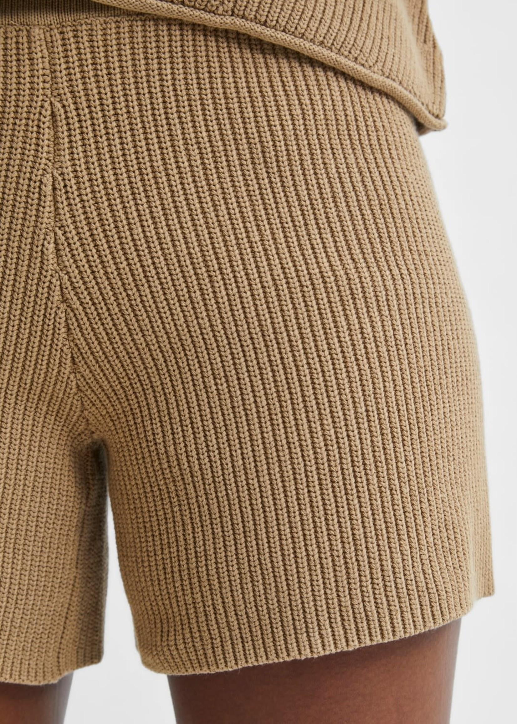 Selected Femme Maxa knit short