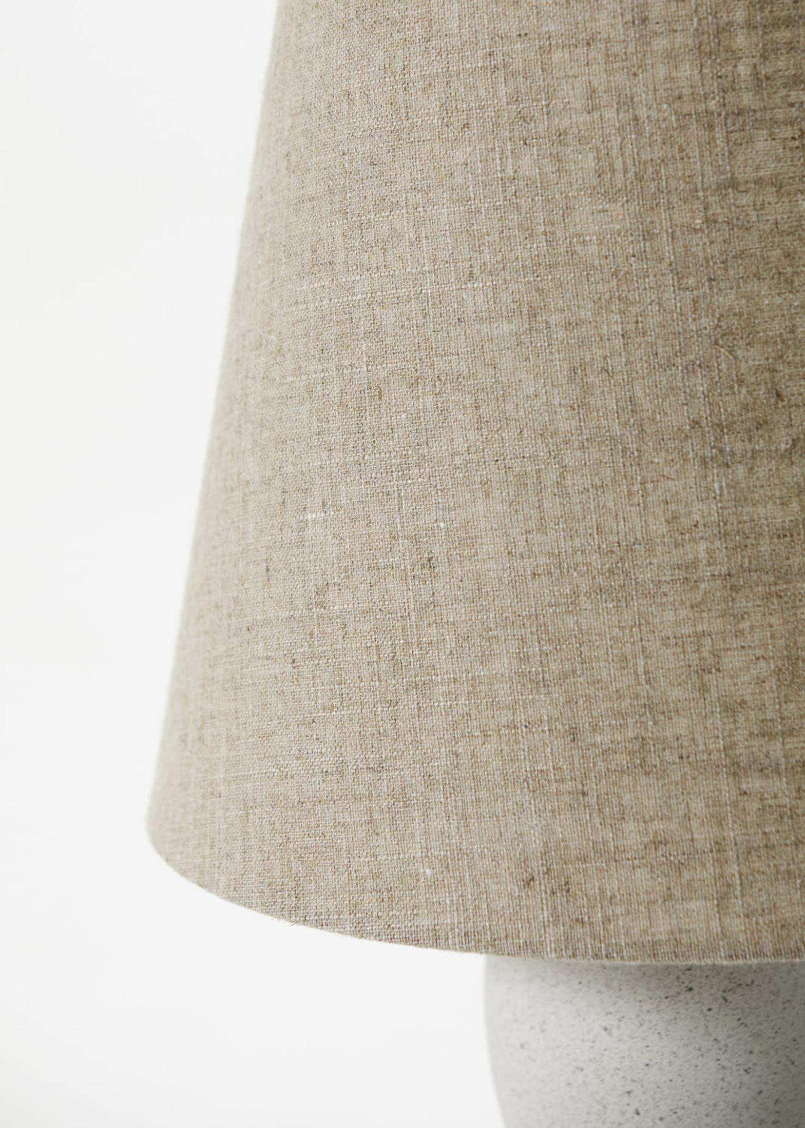 House Doctor Table lamp shade, Orga, Sand