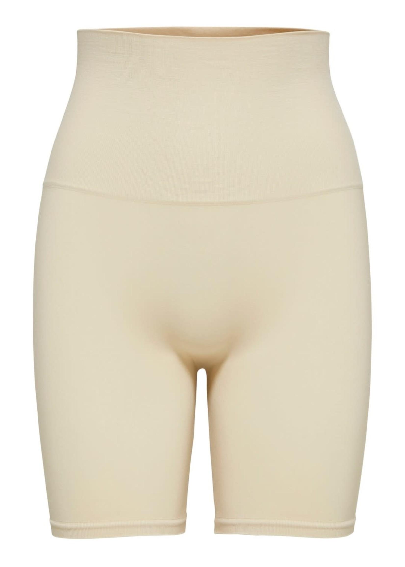 Selected Femme Shapewear Shorts B black and sandshell