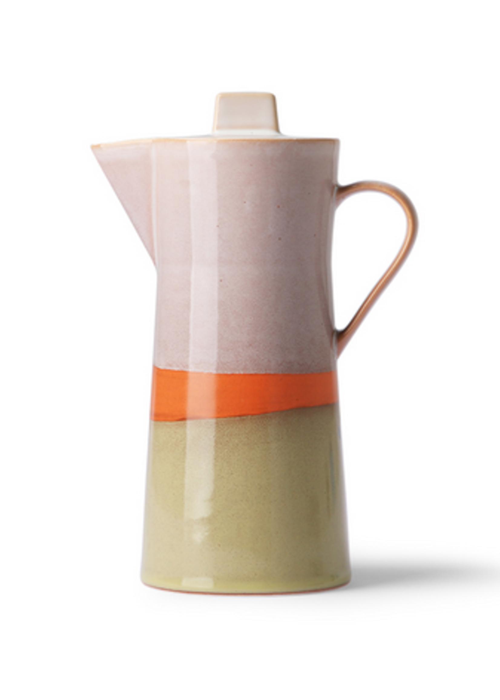 HKliving 70's coffee pot saturn