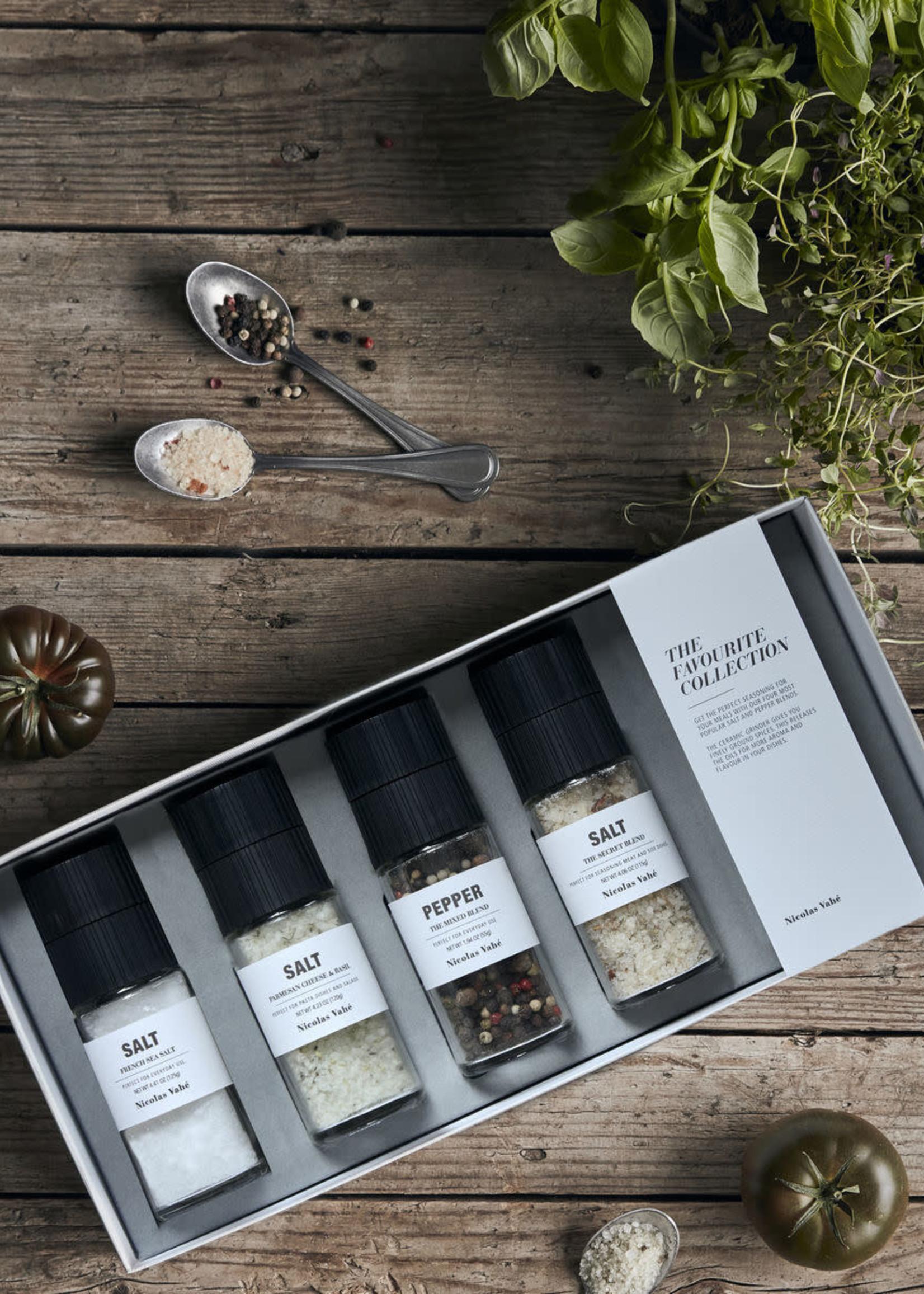 Nicolas Vahé Gift box,  favourite collection