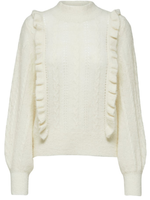 Selected Femme True cable knit