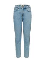 Selected Femme Frida hw mom aruba blue jeans