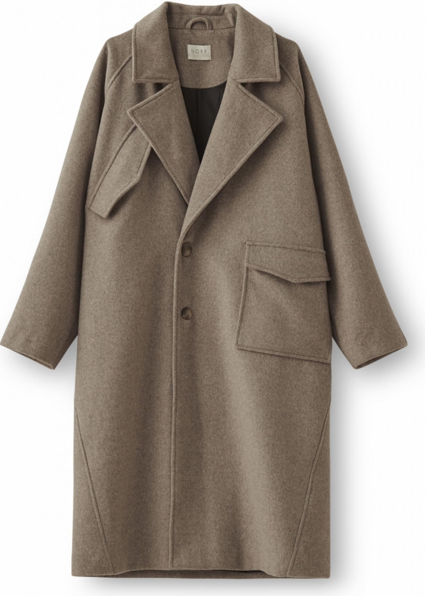 Norr Ashy coat