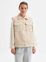Selected Femme Jany Teddy vest