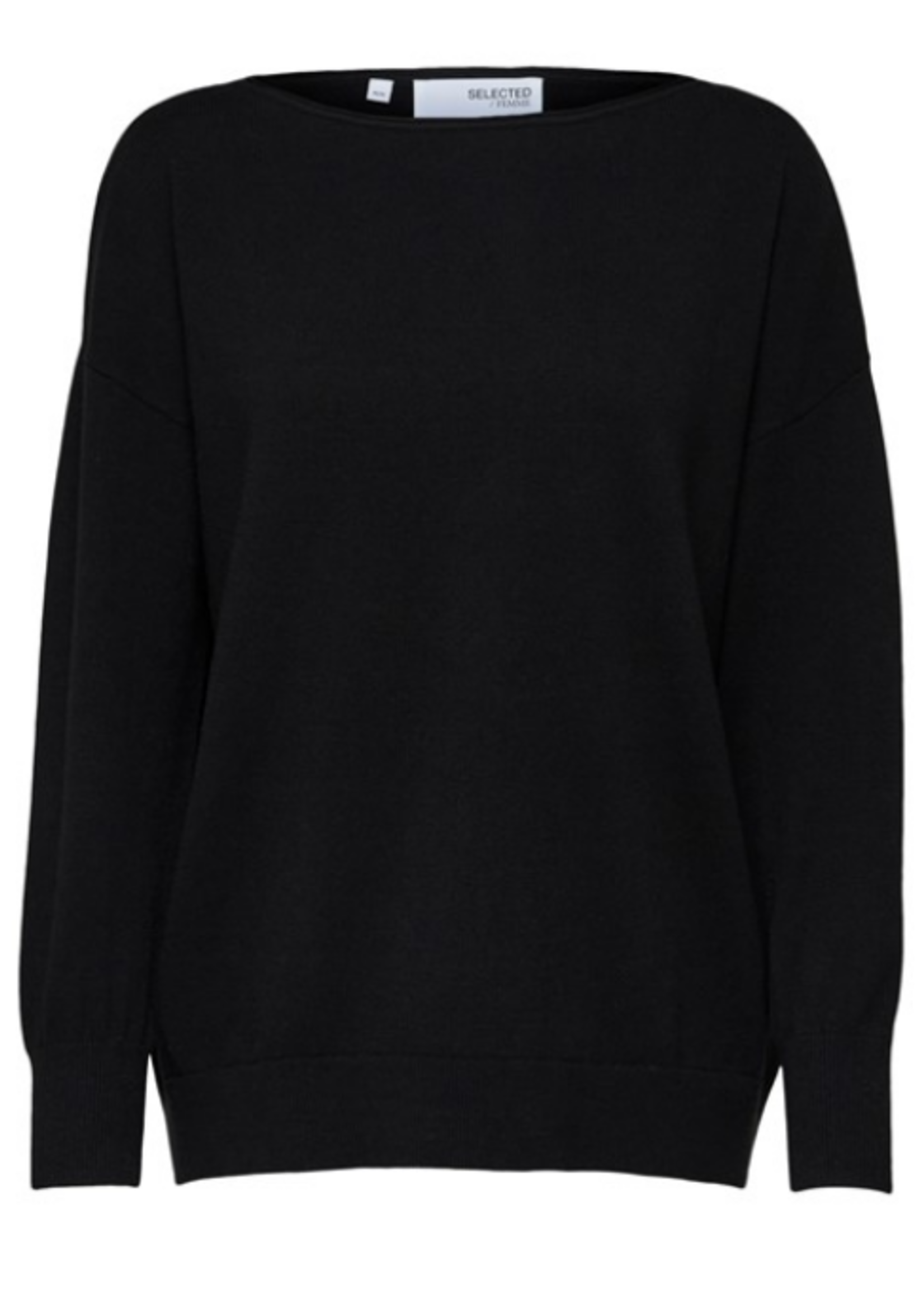 Selected Femme Inika cashmere ls knit