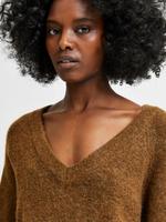 Selected Femme Lulu knit v-neck