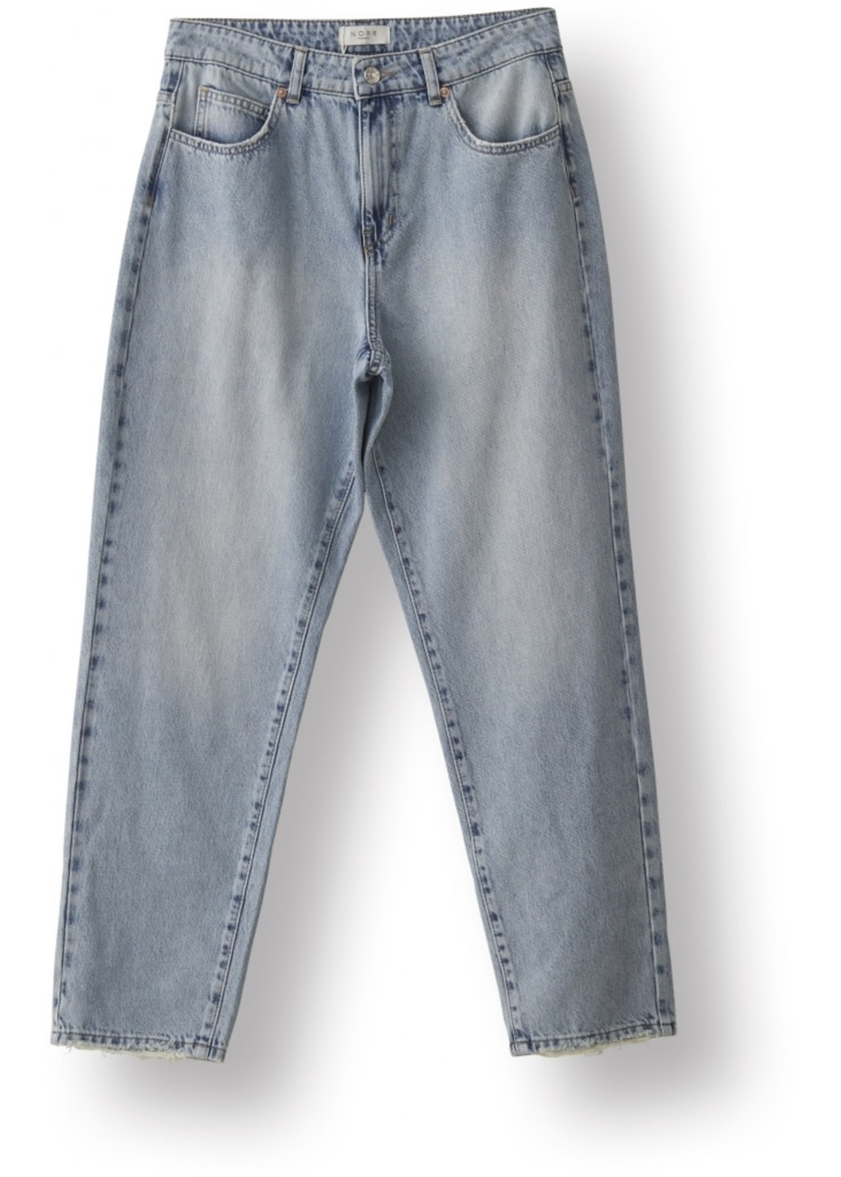 Norr New Kenzie relaxed jeans light blue