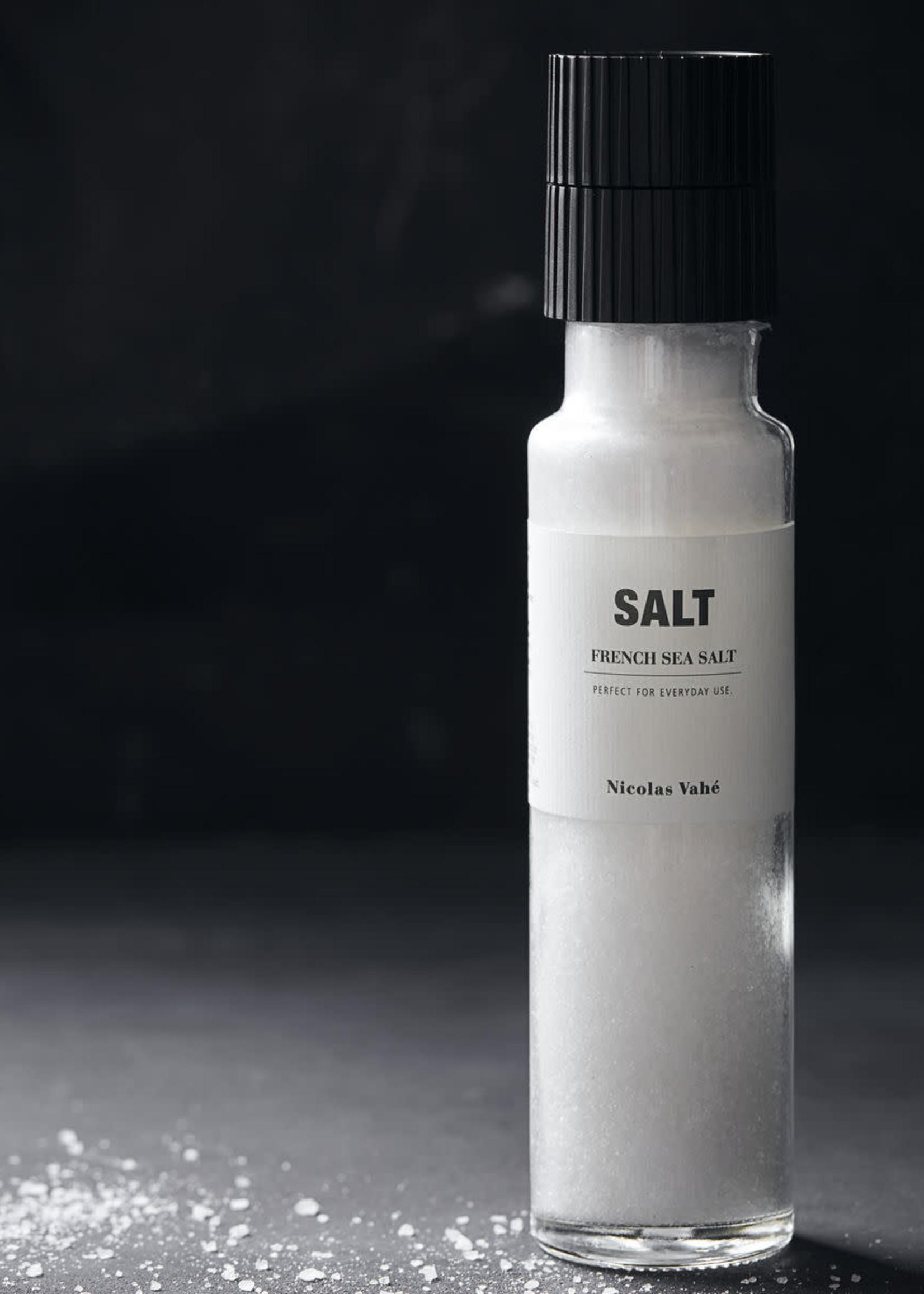 Nicolas Vahé Nicolas Vahe Salt, French Sea