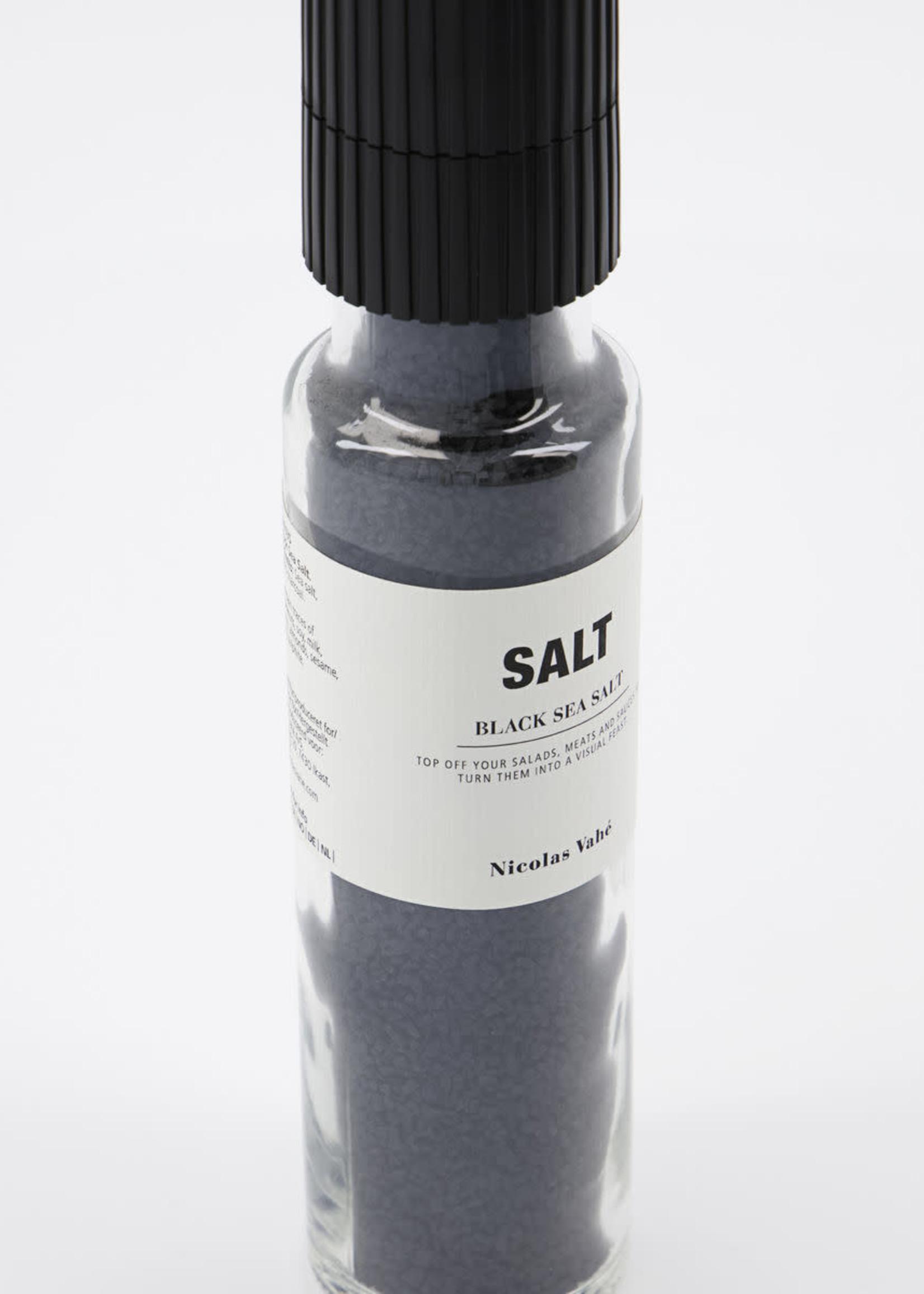Nicolas Vahé Nicolas Vahé Salt, Black