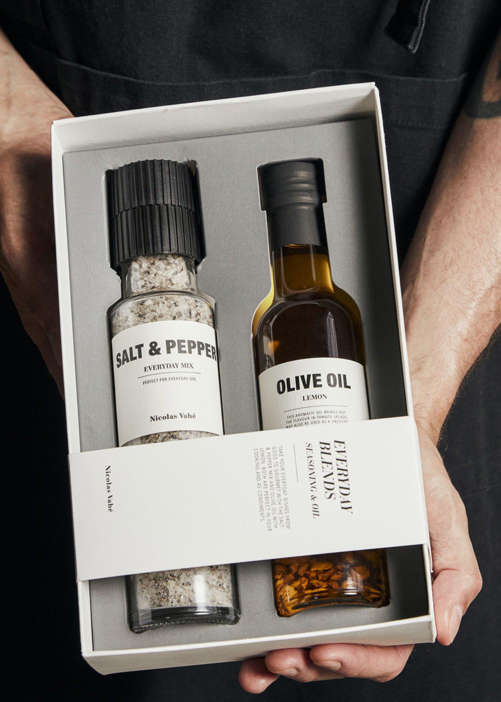 Nicolas Vahé Gift box, Everyday blends - Seasoning