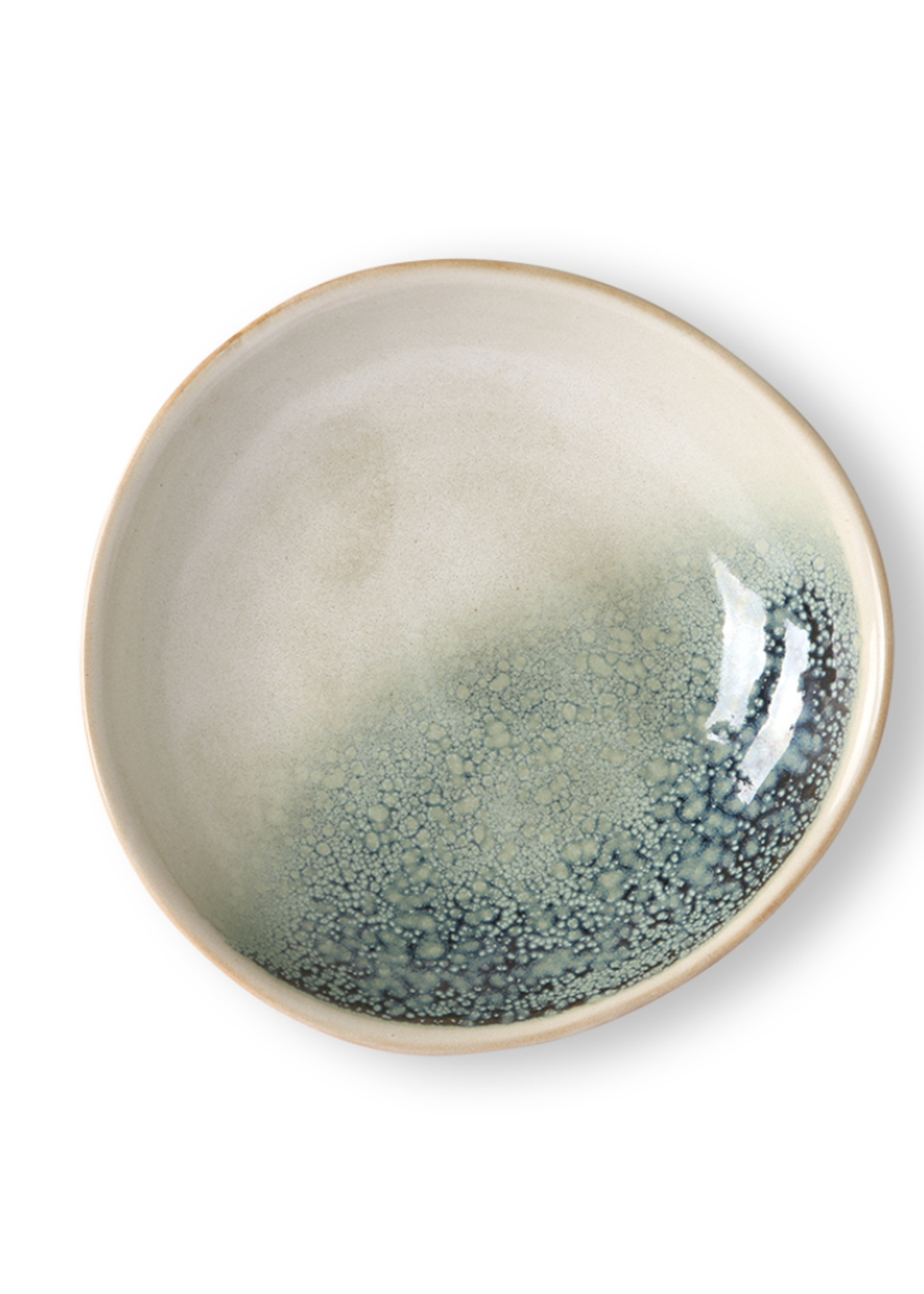 HKliving Ceramics curry bowl mist