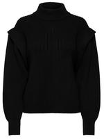 Selected Femme Fray knit highneck