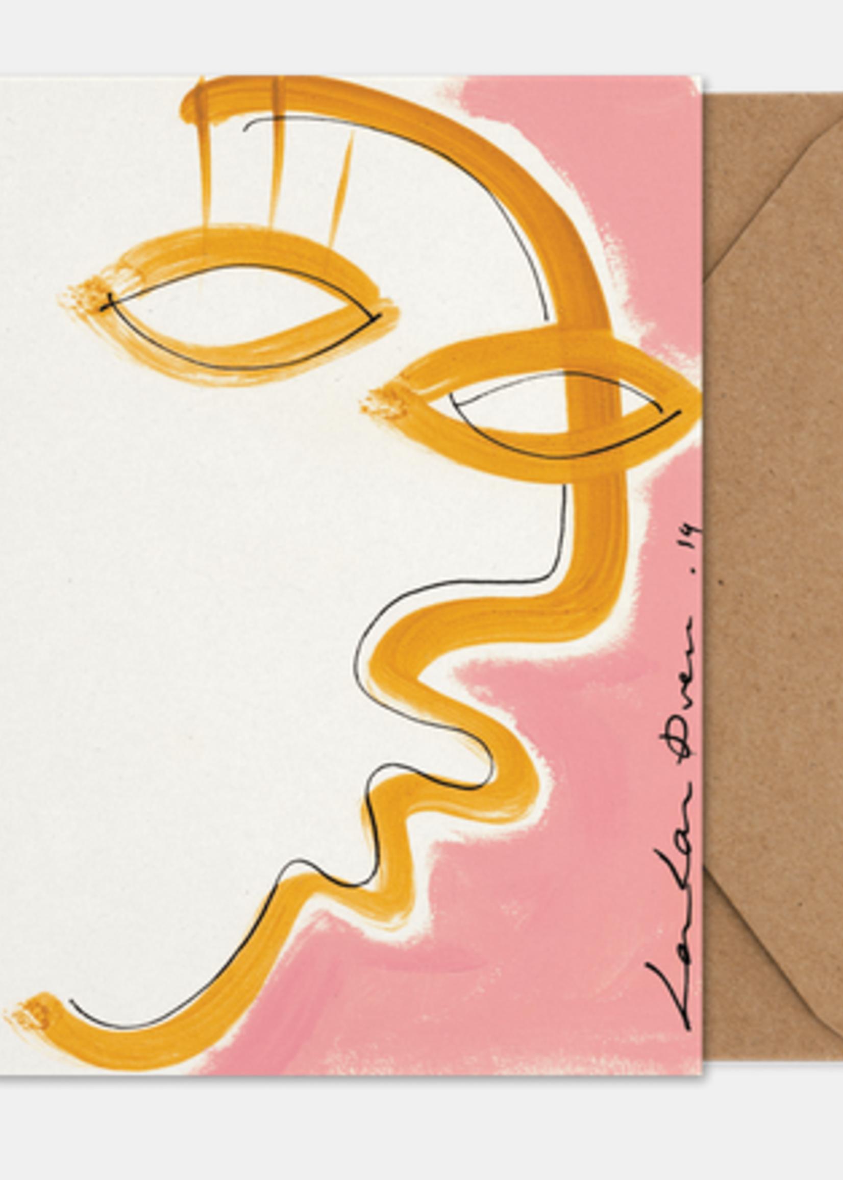 Paper Collective Gentil art card