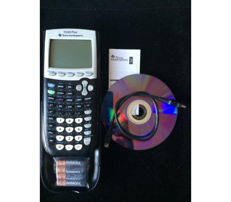 Texas Instruments TI-84 Plus tweedehands