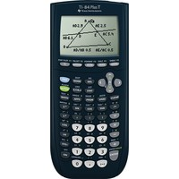 Texas Instruments TI-84 Plus T met examenstand