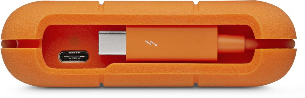 LaCie Rugged Rugged USB-C 5TB