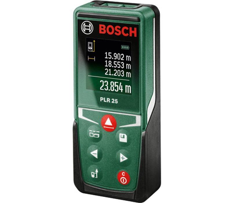 Bosch PLR 25 Afstandsmeter