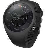 Polar M200 GPS Sporthorloge Zwart