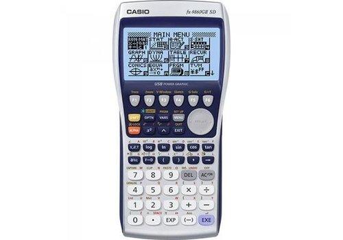 Casio FX-9860GII SD  grafische rekenmachine