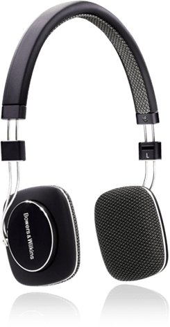 Bowers & Wilkins P3 (Zwart)