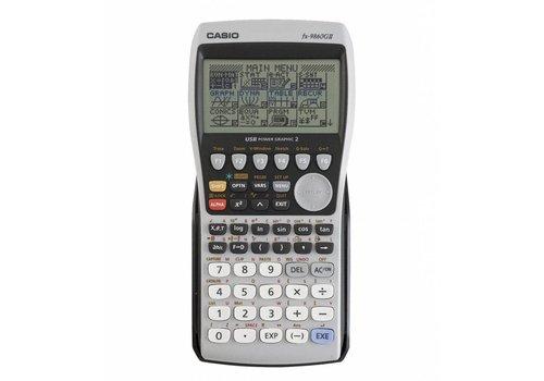 Casio FX-9860GII grafische rekenmachine Tweedehands