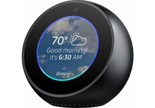 Amazon Echo Spot Smart Speaker - Zwart