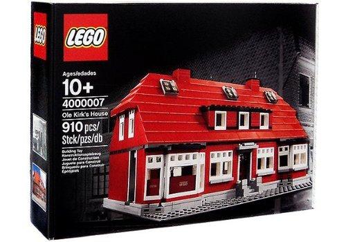 LEGO Ole Kirk's House 4000007