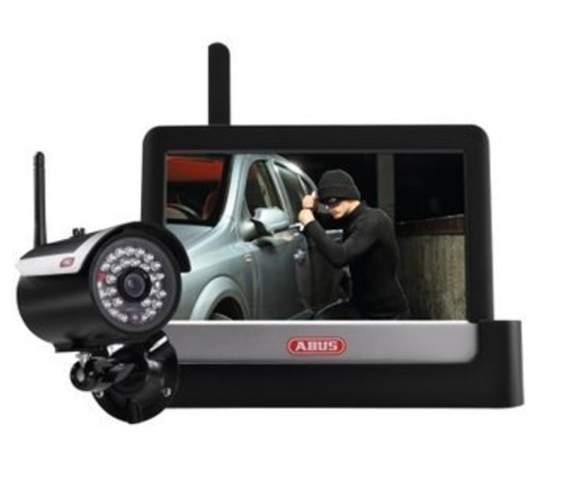 Abus TVAC16001A Videobewakingsset