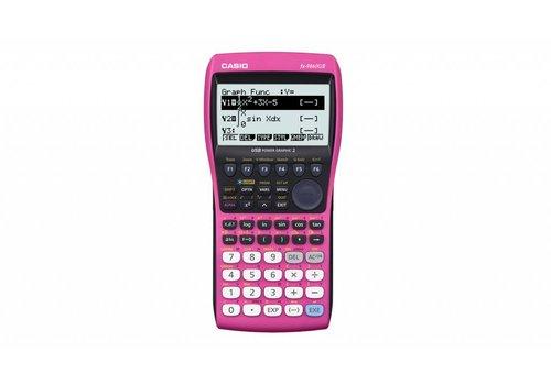 Casio FX-9860GII grafische rekenmachine Tweedehands Roze