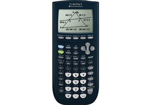 TI-84 Plus T Tweedehands