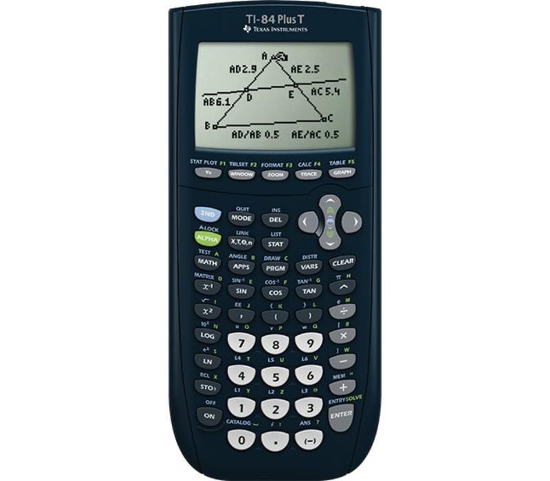 Texas Instruments TI-84 Plus T met examenstand  Tweedehands