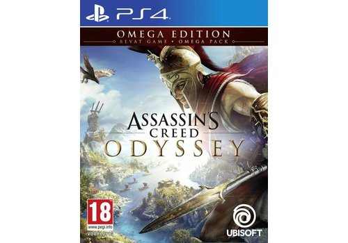 Assassin's Creed: Odyssey (Omega Edition) PlayStation 4