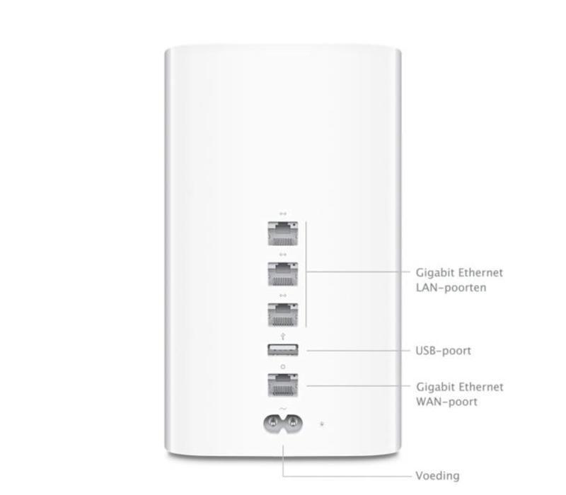 Apple AirPort Time Capsule 2TB Tweedehands