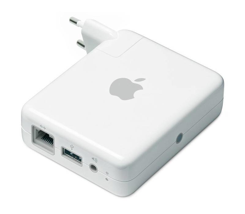 Apple AirPort Express Basisstation (stekkermodel) Tweedehands