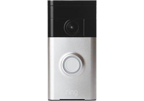 Ring Video Doorbell Zilver
