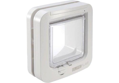 SureFlap Microchip Kattenluik Wit 14 x 12 cm