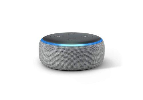 Amazon Echo Dot 3 Heather Gray