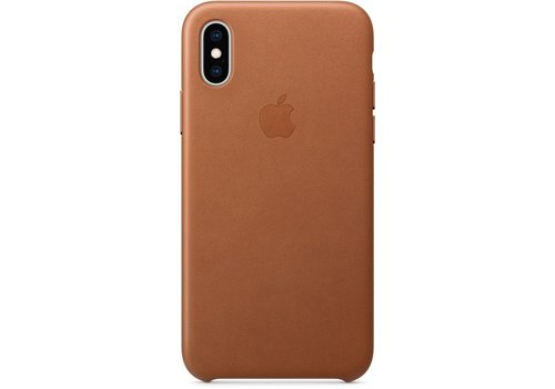 Apple iPhone XS Max Leather Case MRWV2ZM/A