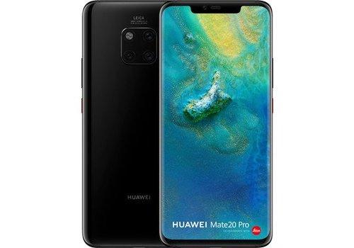 Huawei Mate 20 Pro 128GB Dual-sim Zwart