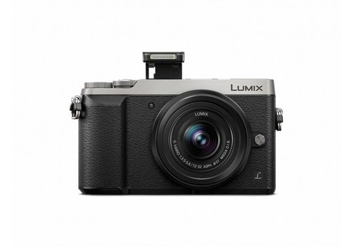 Panasonic Lumix DMC-GX80 + 12-32mm f/3.5-5.6 Zilver