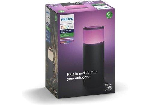 Philips Hue Calla Starterkit Sokkellamp Zwart