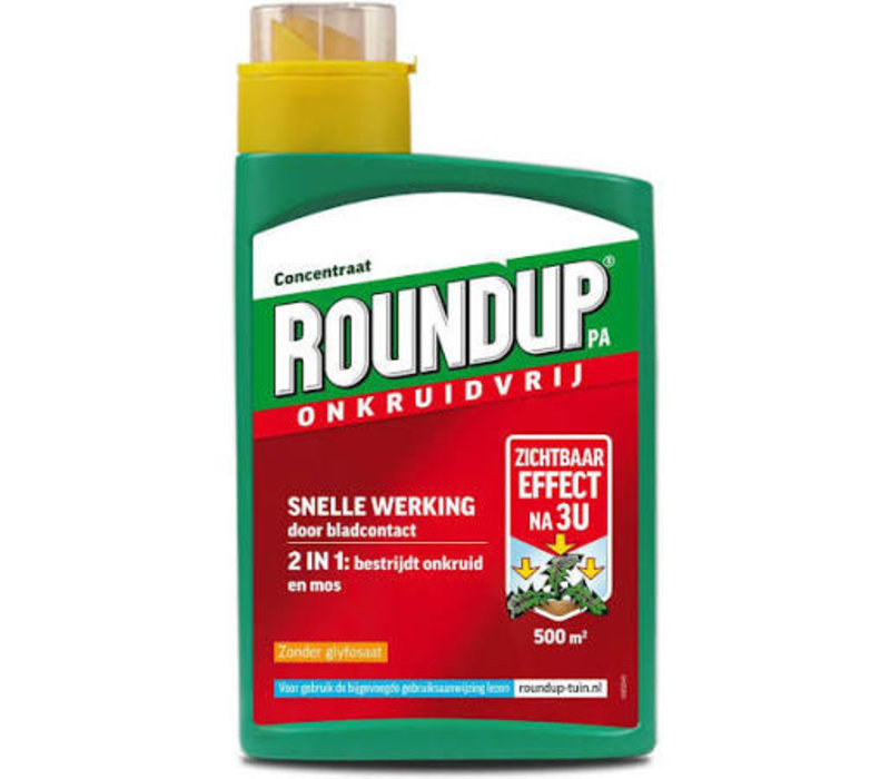 Roundup Natural concentraat 900 ml